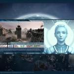 Úvodní intro - představení světa roku 2070