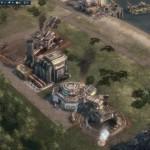 Průmyslová zóna roste. Množství znečištění rovněž.