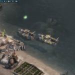 Stejně jako v předchozích dílech Anno, i zde můžete přesouvat zboží mezi přístavy a loděmi.