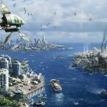Anno 2070 mega plakát