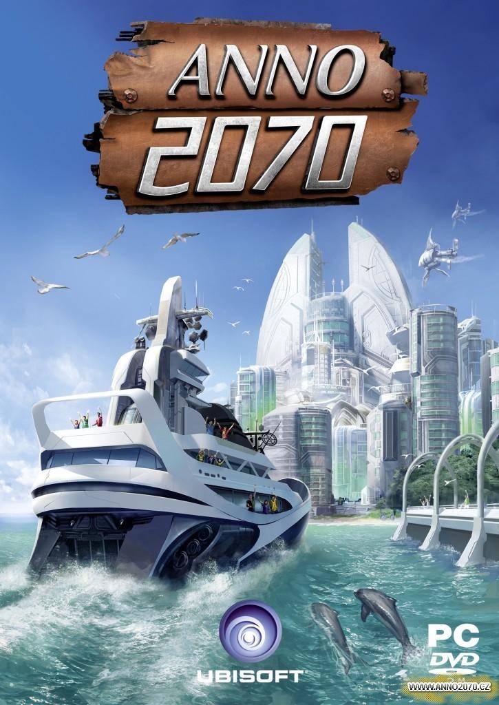 Anno 2070 - obal hry tradiční