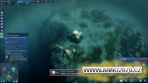 Osídlení podvodního ostrova - 20 Uplay bodů
