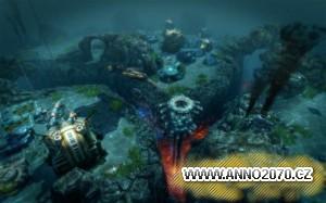 Deep Ocean - screenshot z nového datadisku