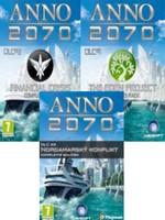 Koupit Anno 2070: Projekt Eden, Velký krach na burze a Nordamarský konflikt v češtině